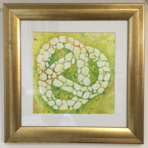 Watercolour Link. Jennifer Turner