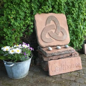Stone Carving Link.  Ian Murray