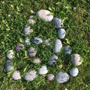 Stone Link. Jill Fraser