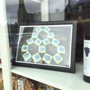 Empre Links Biscuits. The Orchard Window