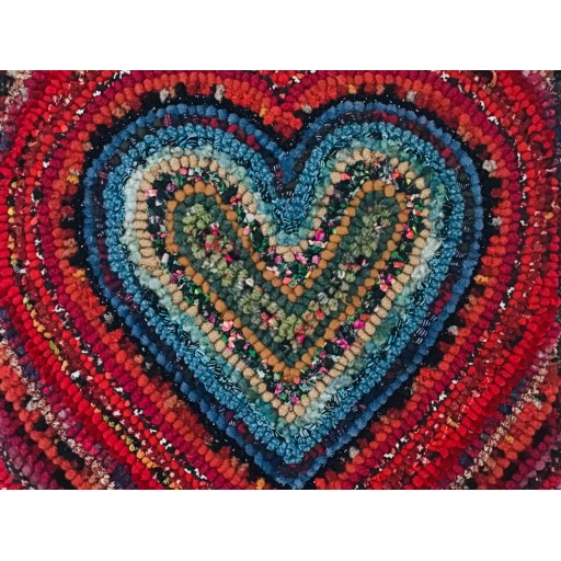 Patricia West Textile Artist  & Karen Kelly Rag Rugs Open Studio