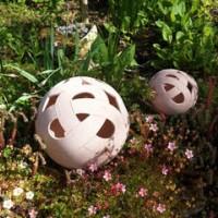 Ceramic Spheres - Liz Bertram Gossan