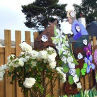 Horse and Flowers Link - Lyne Organics with Phyllis and Stephen McCann