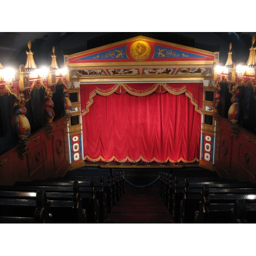 Theatre Open Doors Day