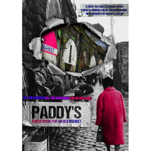 """Tram Direct Presents """"Paddy's"""" by Paul Moore"""