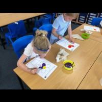 Biggar Primary 1 Class