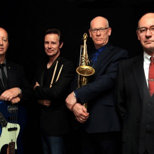 Andy Fairweather Low at Biggar Little Festival 2014