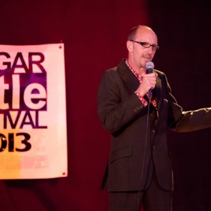 Bruce Morton at BLF 2013