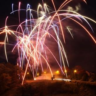 10th Anniversary Fireworks