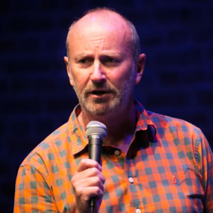 Fred Macaulay at Biggar Little Festival 2016