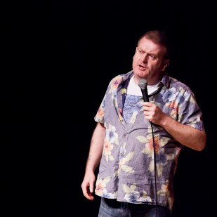 Comedy Night with Raymond Mearns at Biggar Little Festival 2014