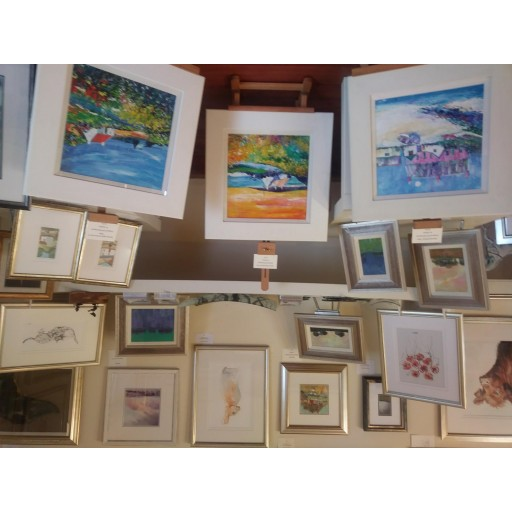 Clyde Valley Picture Framing Open Studio